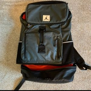 Jordan high rise duffel backpack